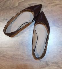 Lakkozott balerina cipő