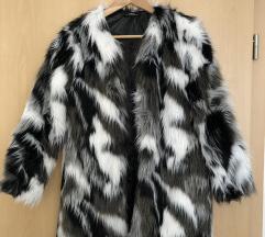 Shein Szőrme kabát