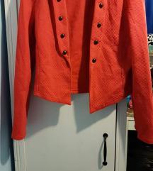 Piros Promod S-es átmeneti kabát