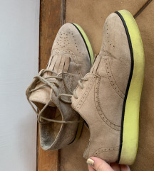 H&M Oxford cipő 38