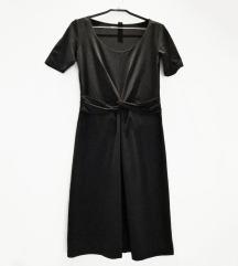 S.Oliver kis fekete ruha S/M