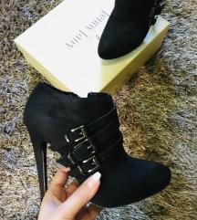 CCC fekete magassarkú cipő (Jenny Fairy)