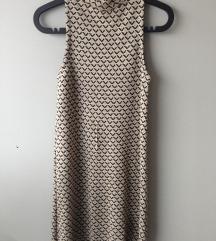 Geometriai mintás Zara ruha