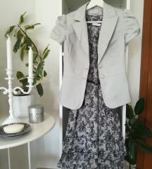 Alkalmi ruha+blézer