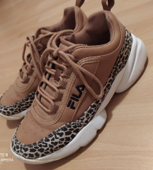 Fila mintás cipő 36