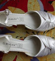 Női cipő, fehér, 37-es, yomax márka