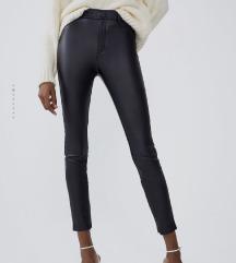 Zara bőrnadrág