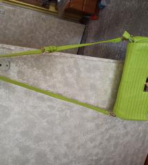 Lime színű minőségi pakolós táska