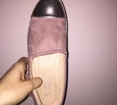Bársony platform cipő