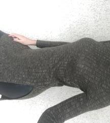 Khaki hosszított garbó nincs pk