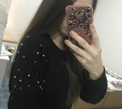 NewYorker xs gyöngyös pulcsi