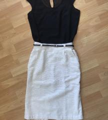 Vintage nyári szoknya 36/S méret