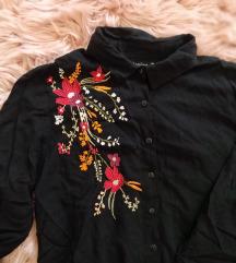 Hosszú virágos ing