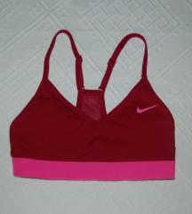 NIKE rózsaszín sportmelltartó XS