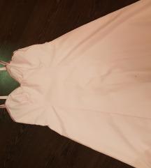 Új púderrózsaszín nyári ruha