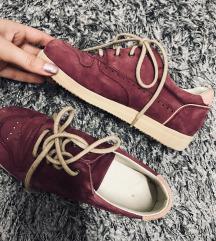 Egyedi kézzel készített kislány cipő