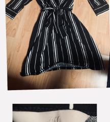 Csíkos H&M ruha