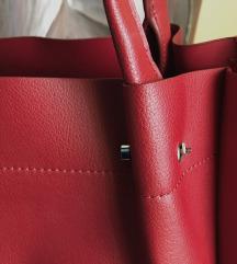 Zara pakolós táska