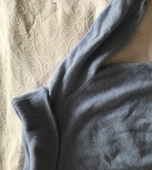 HM ejtett vállú pulóver