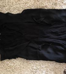 Mango suit fekete fodros nyári top, ujjatlan