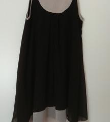 Fekete-nude ruha