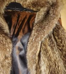 Eredeti szőrmebunda kabát
