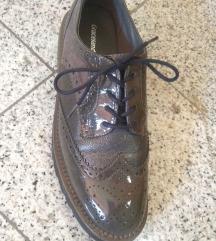 ALKUKÉPES Platform elegáns cipő BŐR