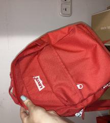 Levi's hátizsák piros