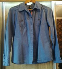 Kék női ing