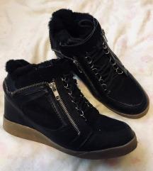 H&M winter wedge sneaker