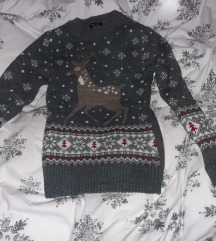 Karácsonyi ' pulcsi xs