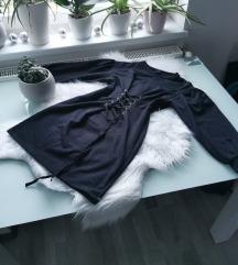 Lace up pulcsi ruha S/M