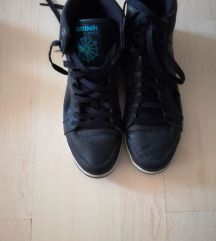 Reebok bőr magasszárú cipő