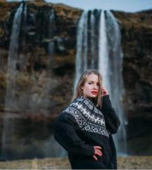 🇮🇸🐑 Icewear Elis izlandi gyapjúpulóver