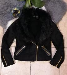 Fekete kabát S-M