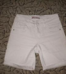 fehér rövid nadrág XS/S