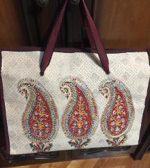 Gyönyörű bevásárlótáska Iránból