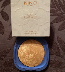 Kiko Lost in Amalfi bronzer