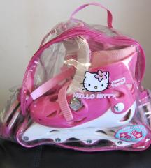 Hello Kitty Korcsolya újszerű 36-37