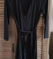 Mango fekete ruha LBD
