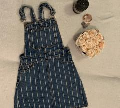 H&M Premium kantáros farmerruha 32