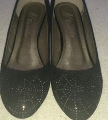 Elegáns fekete cipő