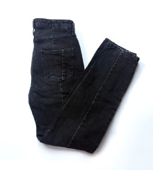 H&M magas derekú straight jeans