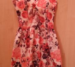 Kiah virágmintás ruha