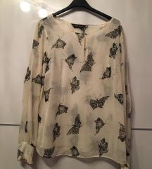 Dorothy Perkins pillangós blúz