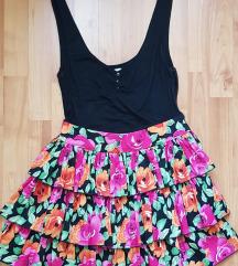 Fodros nyári ruha
