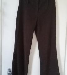 Amaranto barna bársonyhatású nadrág, UK10-es
