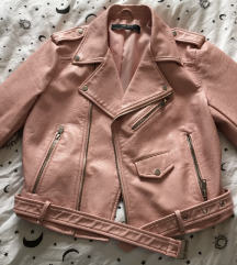 Zara bőr kabát