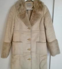 Orsay műszőrme téli kabát 34-36