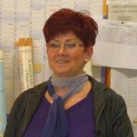 Liz Claiborne lila mintás kézitáska új!, Szeged